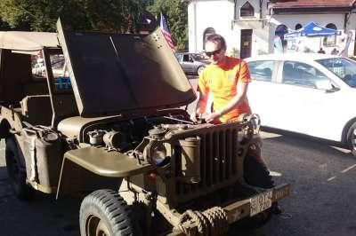II. Paradi Veteran Hegyi Felfuto Menetproba a Gulf kupaert 2017 01